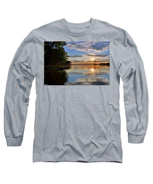 Sunburst At Sundown Long Sleeve T-Shirt