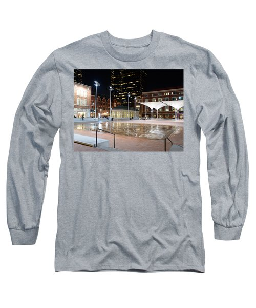 Sundance Square Fort Worth 3 Long Sleeve T-Shirt