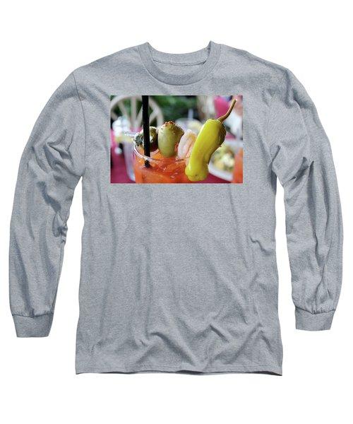 Sunday Brunch Long Sleeve T-Shirt