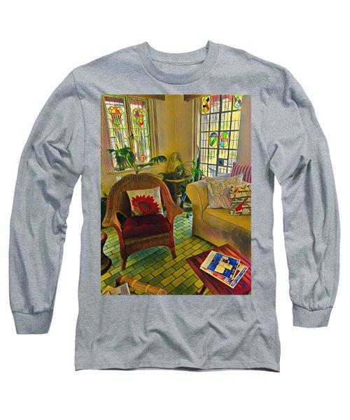Sunday Chill  Long Sleeve T-Shirt