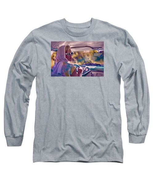 Sunday Drive Long Sleeve T-Shirt