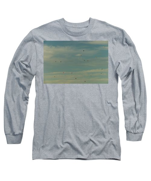 Sunday Meeting Long Sleeve T-Shirt