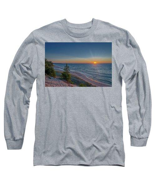 Sundown At Beaver Creek Long Sleeve T-Shirt