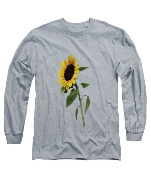 Sunflower Glow Long Sleeve T-Shirt