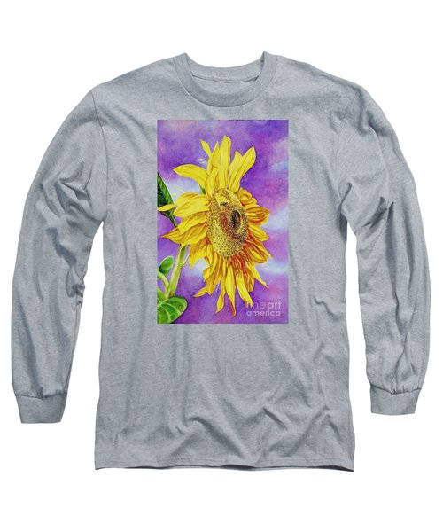 Sunflower Gold Long Sleeve T-Shirt