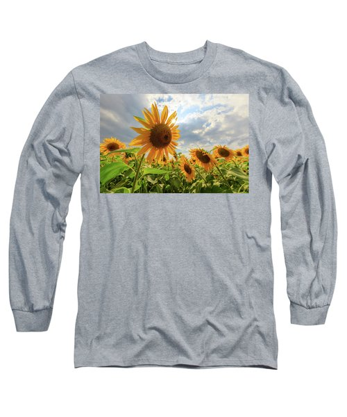 Sunflower Star Long Sleeve T-Shirt