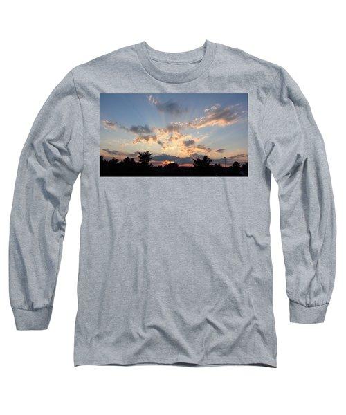 Sunlight Inspiration Long Sleeve T-Shirt