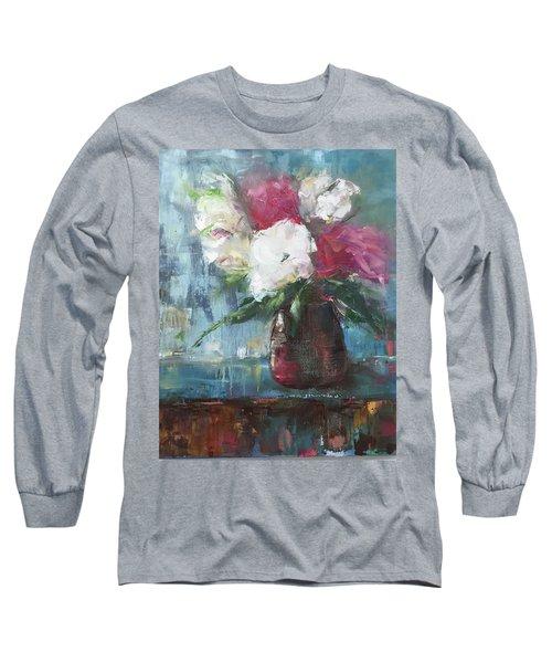 Sunlit Bouquet Long Sleeve T-Shirt
