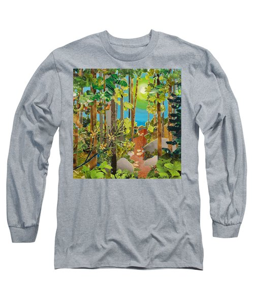 Sunlit Path Long Sleeve T-Shirt