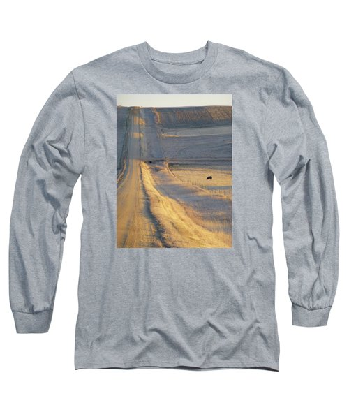 Sunlit Road Long Sleeve T-Shirt