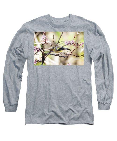 Sunny Days Long Sleeve T-Shirt by Trina Ansel
