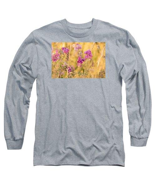 Sunny Garden 1 Long Sleeve T-Shirt