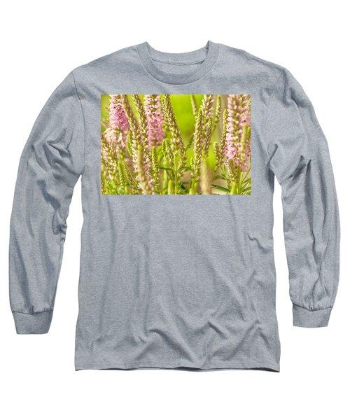 Sunny Lupine Long Sleeve T-Shirt