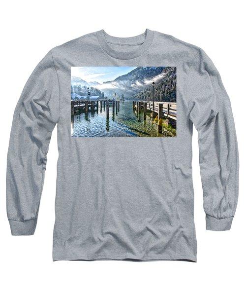 Sunny Winter Morning Long Sleeve T-Shirt
