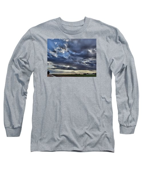 Sunrise 10-17-15 Long Sleeve T-Shirt