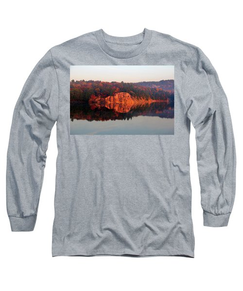 Long Sleeve T-Shirt featuring the photograph Sunrise And Harmony by Debbie Oppermann