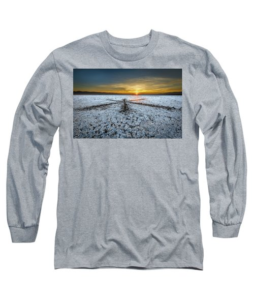 Sunrise At Soda Lake Long Sleeve T-Shirt
