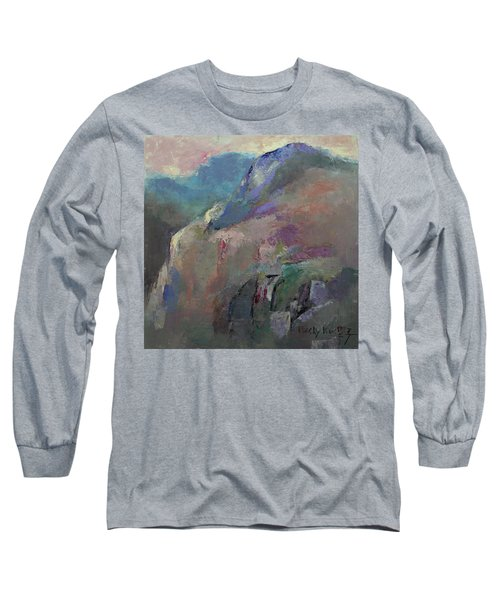 Sunrise Long Sleeve T-Shirt by Becky Kim