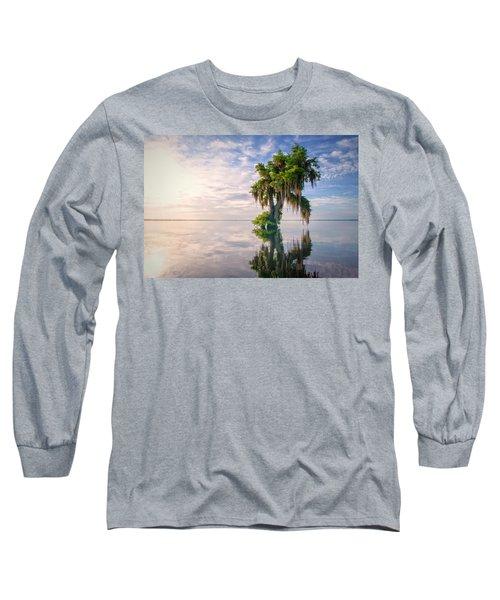 Sunrise Dip Long Sleeve T-Shirt