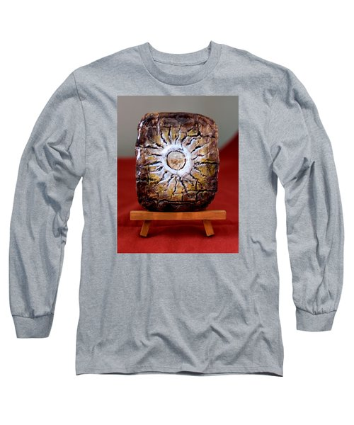 Sunrise Long Sleeve T-Shirt by Edgar Torres