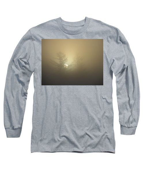 Sunrise Fogged - 1 Long Sleeve T-Shirt