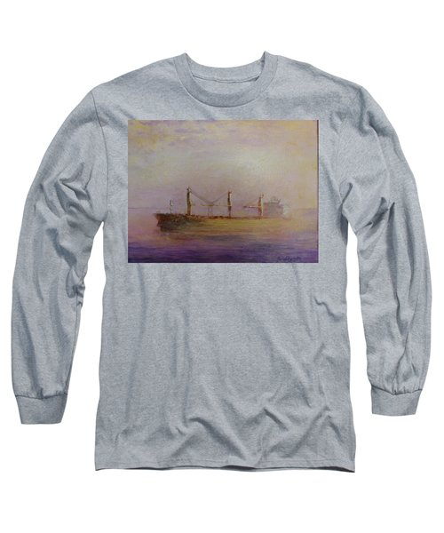 Sunrise Gold Long Sleeve T-Shirt