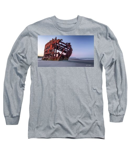 Sunrise In Astoria Long Sleeve T-Shirt