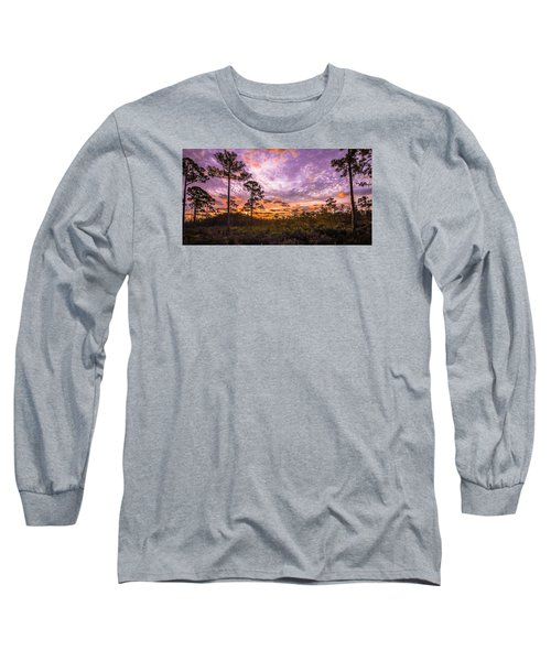 Sunrise In Jd Long Sleeve T-Shirt