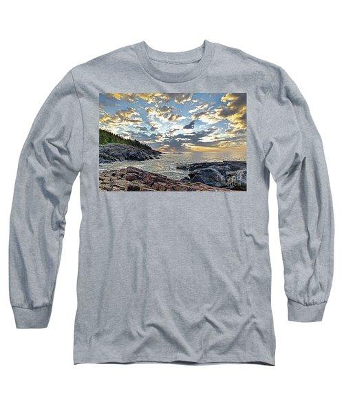 Sunrise On Christmas Cove Long Sleeve T-Shirt