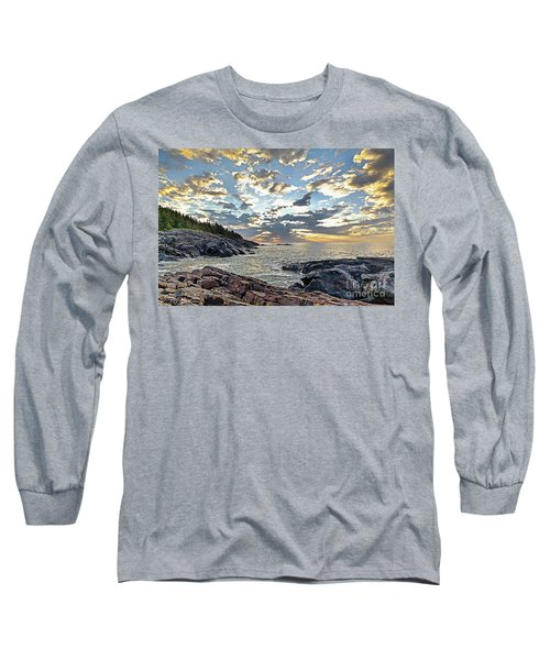 Sunrise On Christmas Cove Long Sleeve T-Shirt