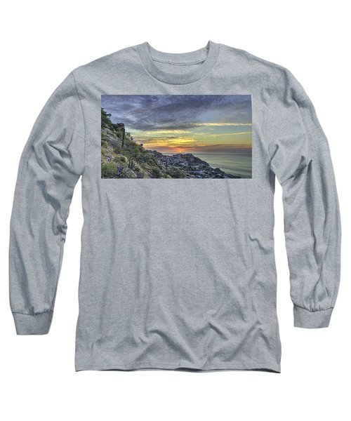 Sunrise On The Coast Long Sleeve T-Shirt