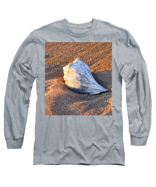 Sunrise Seashell Long Sleeve T-Shirt