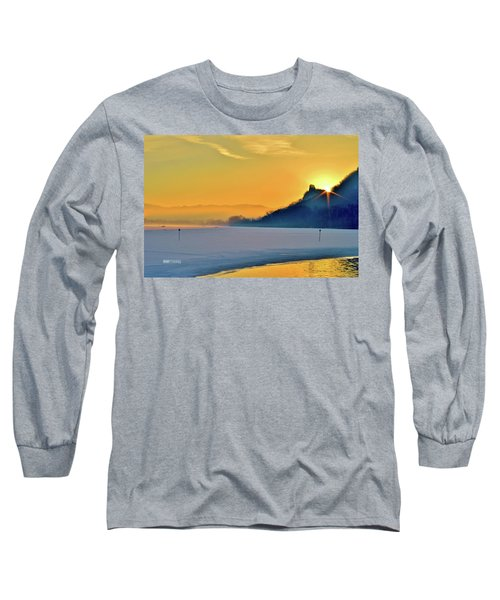 Sunrise Sparkle Long Sleeve T-Shirt