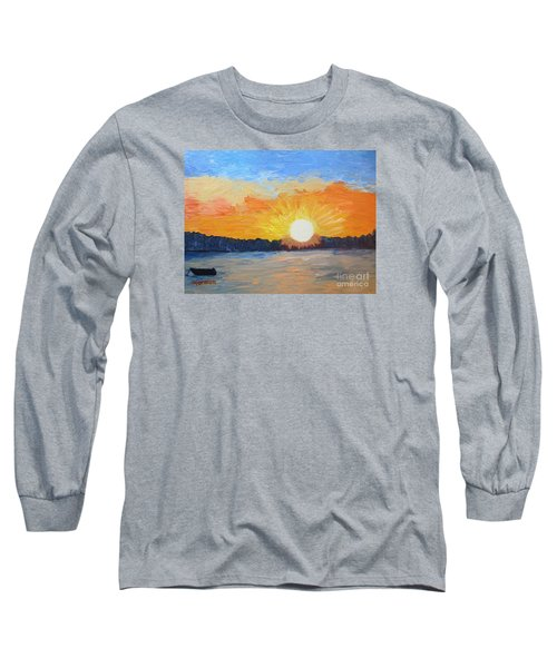 Sunrise Sensation Long Sleeve T-Shirt