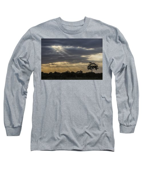 Sunset Africa 2 Long Sleeve T-Shirt