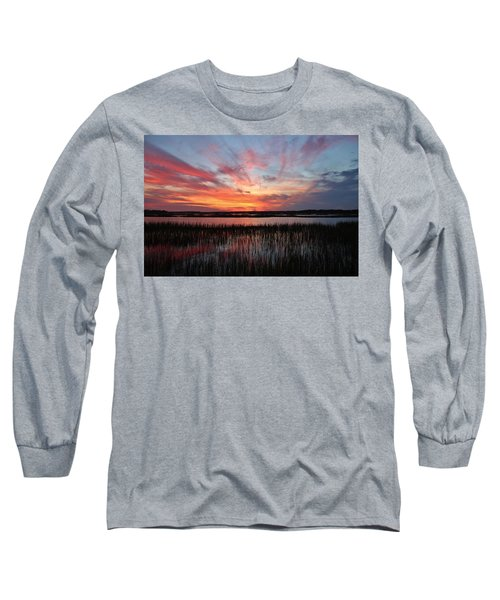 Sunset And Reflections 2 Long Sleeve T-Shirt