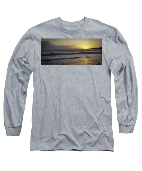 Sunset At Barry Long Sleeve T-Shirt