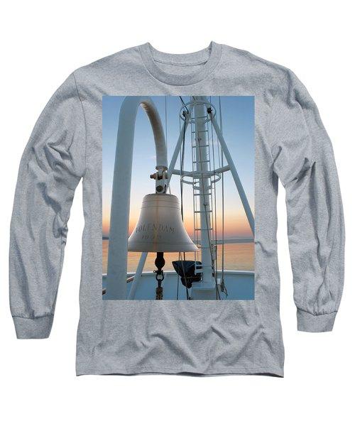 Sunset Bow Long Sleeve T-Shirt