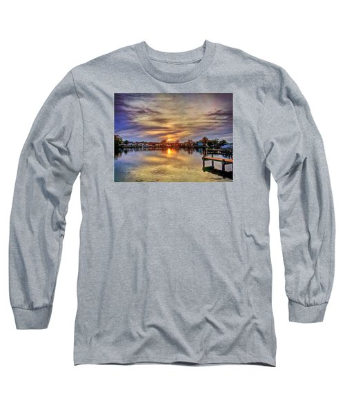 Sunset Creek Long Sleeve T-Shirt
