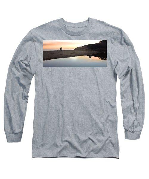 Sunset Family Long Sleeve T-Shirt