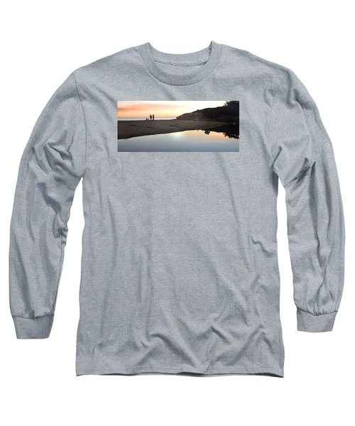 Sunset Family Long Sleeve T-Shirt