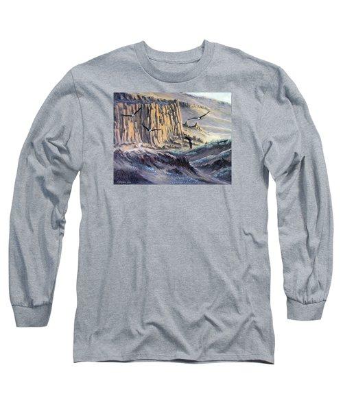 Sunset Gathering Long Sleeve T-Shirt