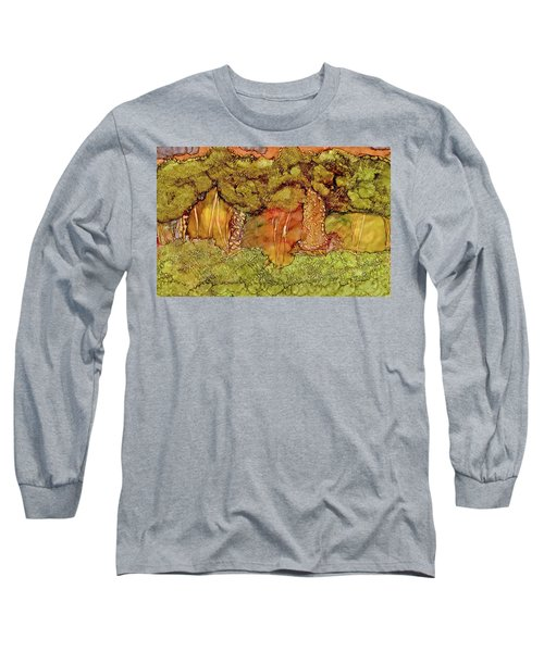 Sunset In The Forest Long Sleeve T-Shirt