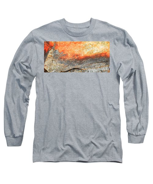 Sunset Rock Scene Long Sleeve T-Shirt