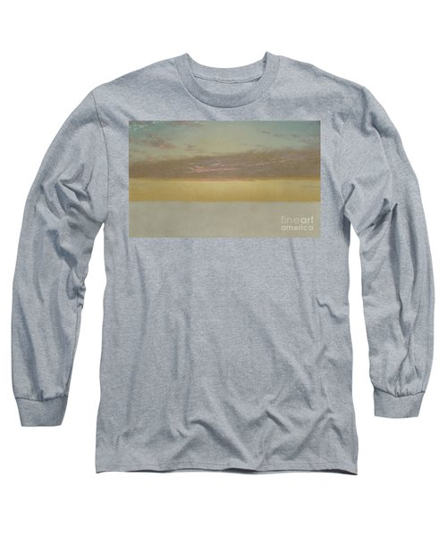 Sunset Sky, 1872 Long Sleeve T-Shirt