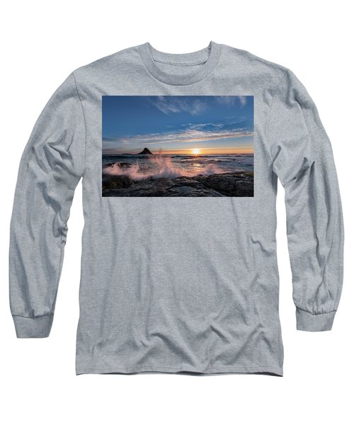 Sunset Splash II Long Sleeve T-Shirt