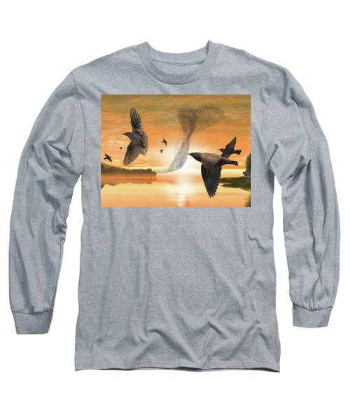 Murmuration Long Sleeve T-Shirt