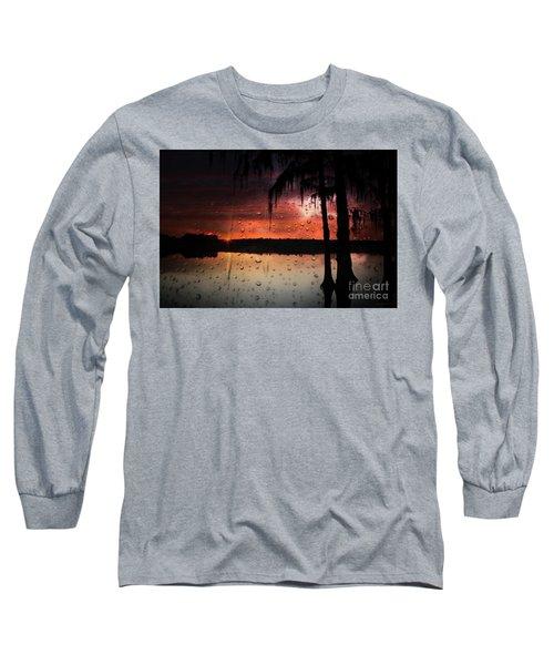 Sunset Storms Long Sleeve T-Shirt