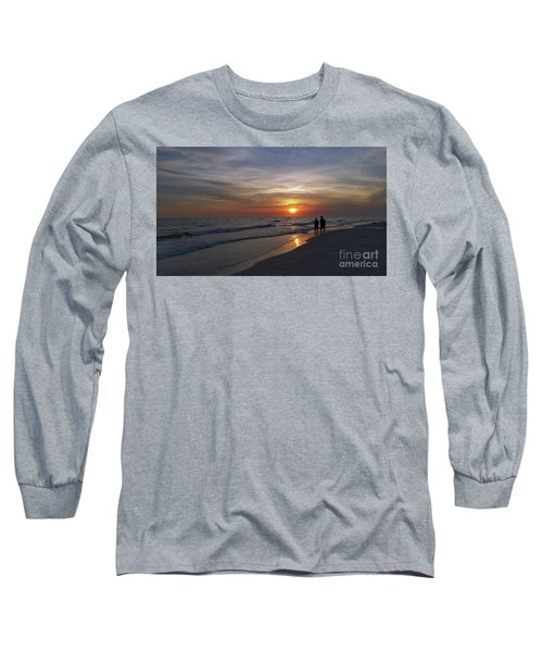 Long Sleeve T-Shirt featuring the photograph Tranquility by Terri Mills