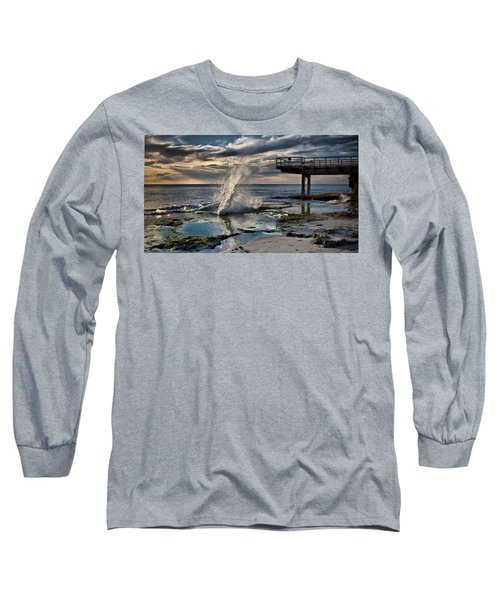 Sunsets Show Long Sleeve T-Shirt